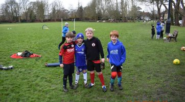 Wraysbury FC Youth Team